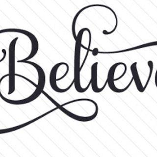 Belief in yourself! Ep. 458