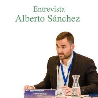 Entrevista a Alberto Sánchez