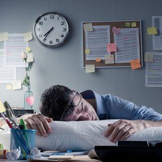 #003 - Esgotamento físico e mental