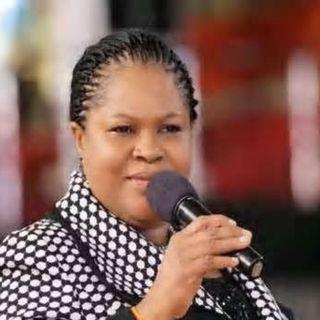 Evelyn Joshua, Wife Of late TB Joshua Address Members Of SCOAN.   [AUDIO]
