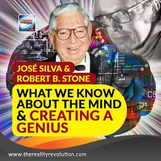 Jose Silva & Robert B  Stone What We Know About The Mind And Creating A Genius