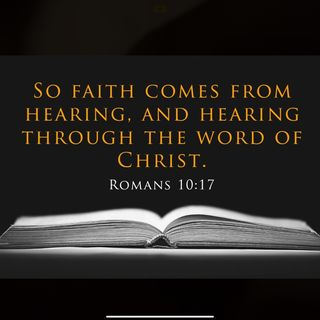 Episode 2 - Increase Your Faith By Studying God's Word