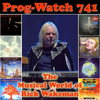 Episode 741 - The Musical World of Rick Wakeman
