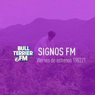SignosFM #894 Vieeeeeeernes de estrenos 190221