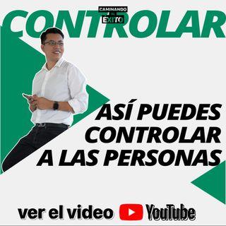 Controlar a las personas || 122/365