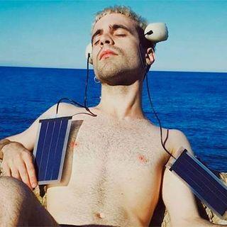Manel de Aguas, el hombre que se implantó un chip en la cabeza para oír el clima