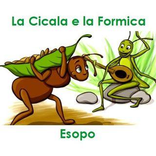 Esopo - La Cicala e la Formica