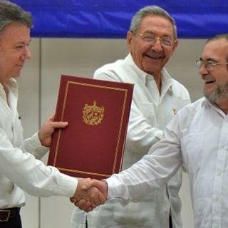 El regreso del America Latina - Colombia, benvenuta democrazia!