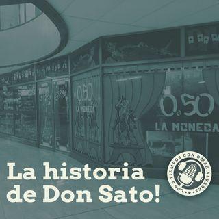 E11T1 - La Historia de Don Sato