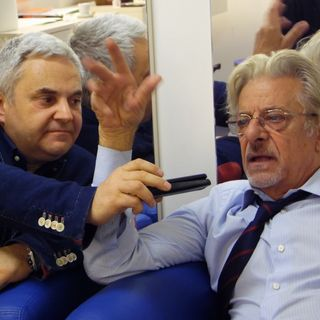 Claudio Testi intervista Giancarlo Giannini