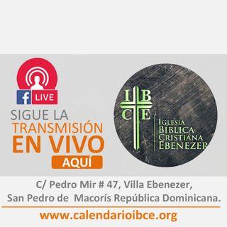 Por la Fe (Heb.11:8-19) - Ps. Smaily Rosario
