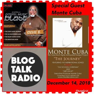 (Episode 27) - Stevie B's Acappella Gospel Music Blast