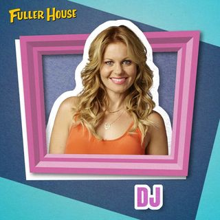 Candace Cameron Bure From Fuller House