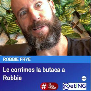Le corrimos la butaca a Robbie