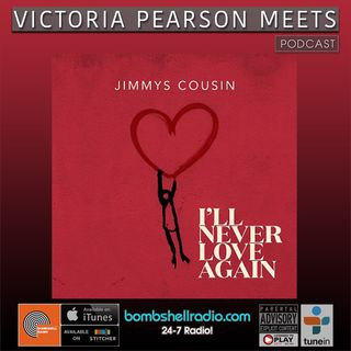 VICTORIA  PEARSON MEETS : Jimmy's Cousin