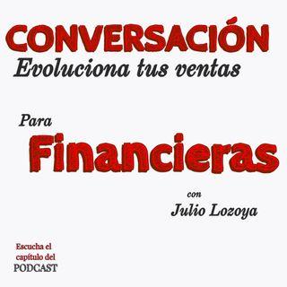 Conversacion Evoluciona tus ventas con Rocio Cordero