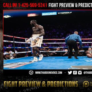 ☎️Deontay Wilder Live👑Talks Luis Ortiz KO, Tyson Fury Rematch & More🔥🔥