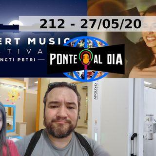 Apolo D Smartcheck AI | Ponte al día 212 (27/05/20)