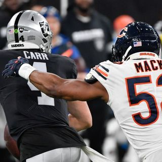 #187 Chicago Bears vs Las Vegas Raiders Recap