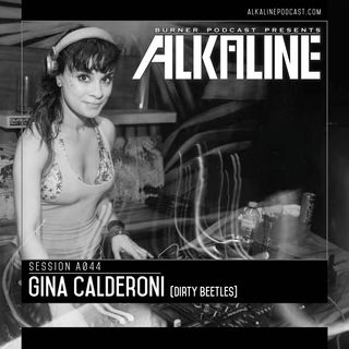 A044 - Gin Calderoni [Dirty Beetles]