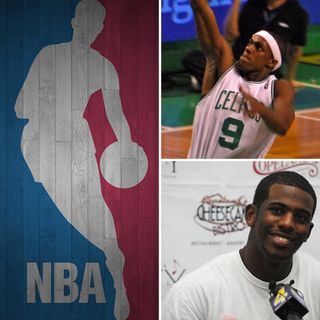 "EP 54: ""The Magic Loogie- Rondo Versus CP3! & He Got Game-High School Grads to Enter the NBA Draft in 2022!"""
