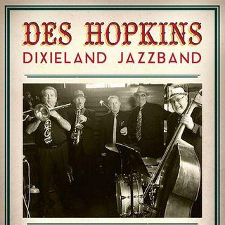 Des Hopkins on Jazz weekend