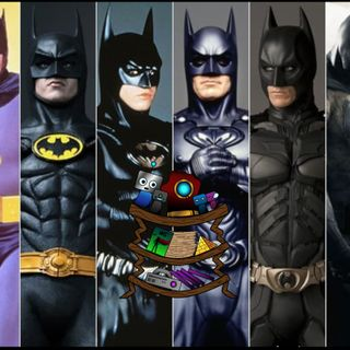 The Warped Shelf: Ranking The Batsuits