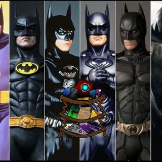 The Warped Shelf: Ranking The Batsuits