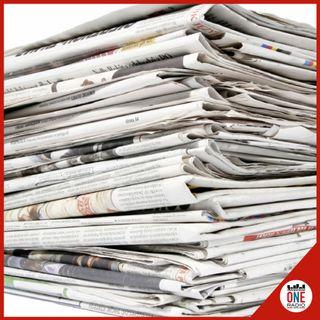 Rassegna stampa della sera con news sul meteo e traffico di Londra