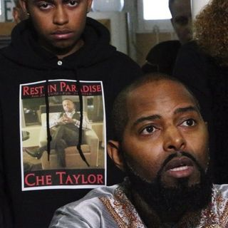 Fatal SPD shooting of Che Taylor: Andre Taylor explains .. .