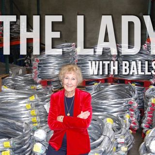 Who is The Lady with Balls