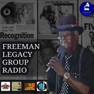 Jim Freeman Discusses His First Time Performing At The Legendary Apollo Theater | Episode 08