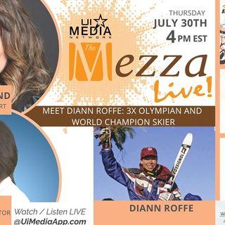 Meet Diann Roffe: 3x Olympian and World Champion Skier