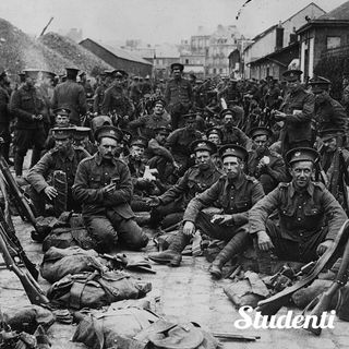 Storia - Prima guerra mondiale: caratteristiche e cause