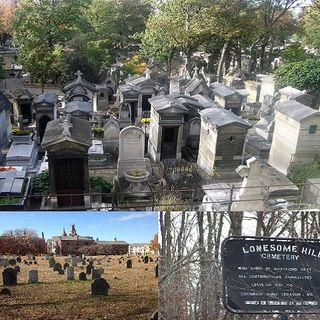 Ep. 256 - Haunted Cemeteries 9