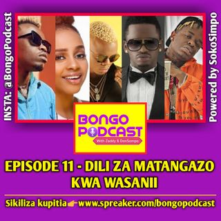 EP 11 - Dili za Matangazo kwa Wasanii