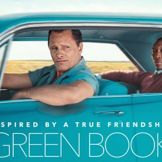 10 - Green Book Review - featuring joekool