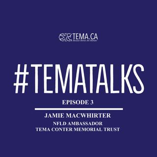 #TemaTalks Episode 3: Jamie MacWhirter