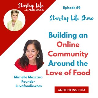 Building an Online Community Around the Love of Food