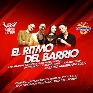 El Ritmo Del Barrio Puntata del 15 Marzo 2019