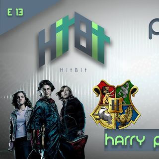 Episodio 013 - Harry Potter - Parte 2 - Invitado: Varo Claw