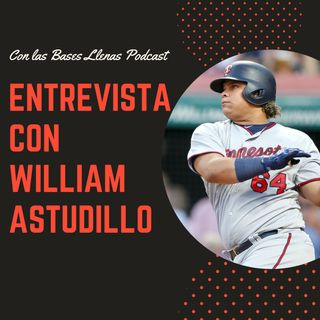 Entrevista a William Astudillo de los Minnesota Twins