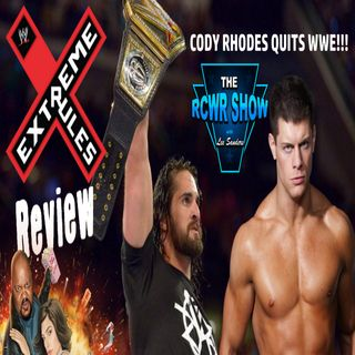 WWE Extreme Rules 2016 Aftershow