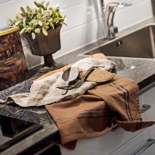 Granitt benkeplater – kjøkken og bad