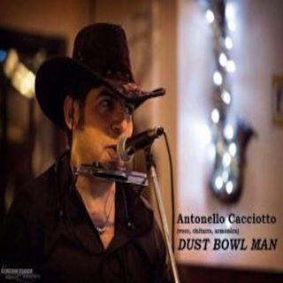 Ascolta su RADIO Ciadd News il concerto di Antonello Cacciotto al Boogie Club