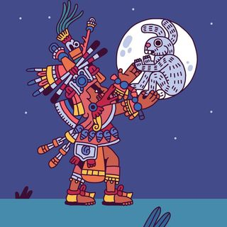 El conejo en la Luna. Leyendas mexicanas para aprender español