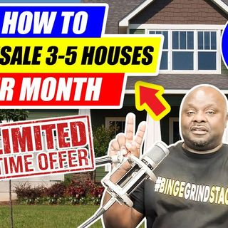 Free Master Class: How to Wholesale 3 - 5 Houses Per Month | Wholesale 1st Deal in 30 Days or Less