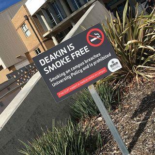 Live smoke free