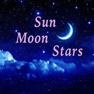 Sun, moon, stars, Genesis 1:14-19 (OD6)