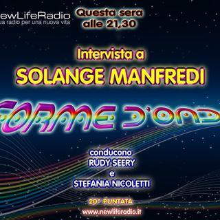 Forme d'Onda - Solange Manfredi -26-02-2015